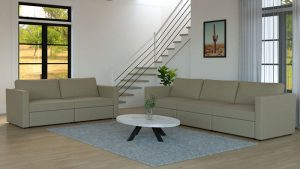 What to Put Between a Sofa and a Loveseat