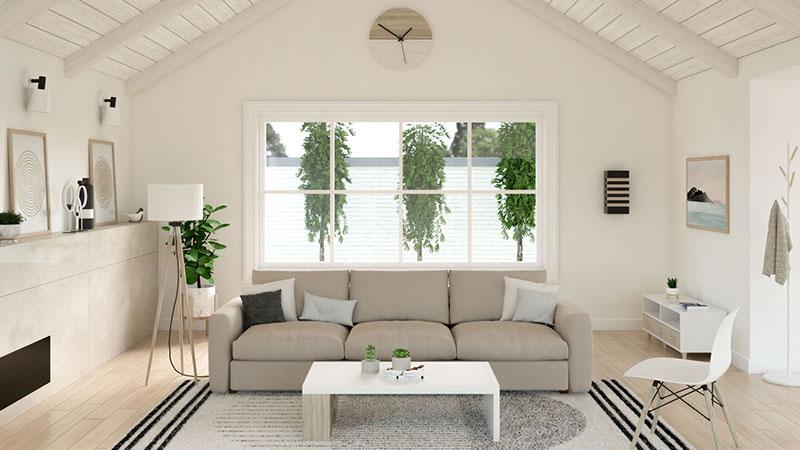 Best Floor Lamp for Scandinavian Living Room